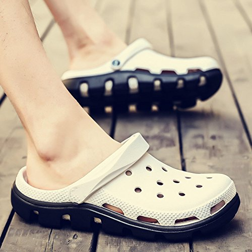 Sandali ciabatte e da scarpe da WFL spiaggia uomo sandali marea da uomo uomo buche antiscivolo da estate sandali 2 da scarpe uomo AqwE4FdE