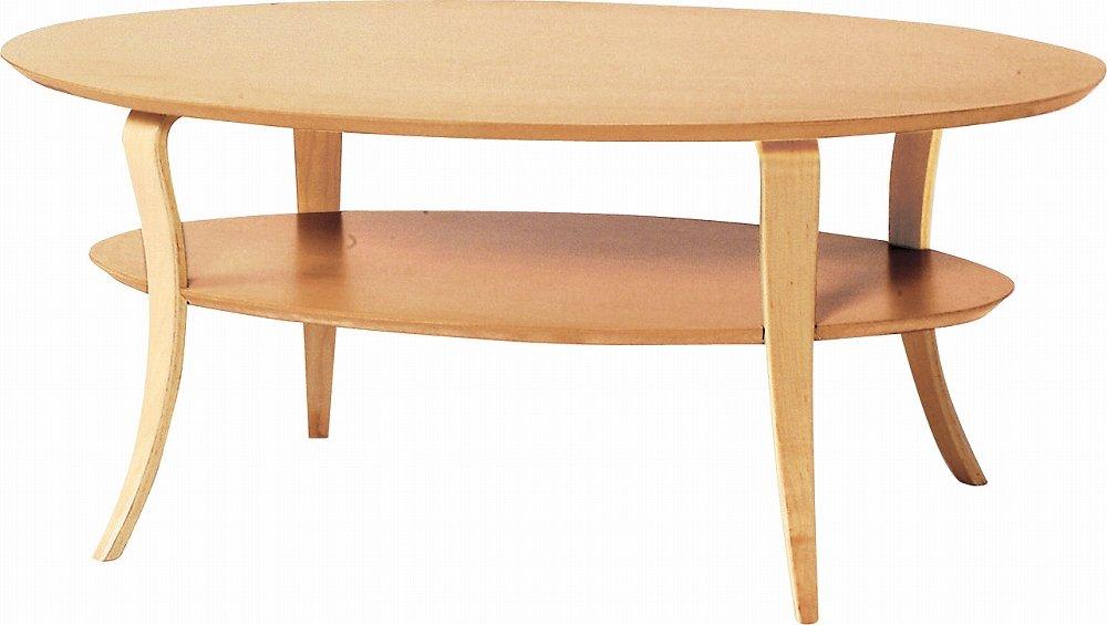 AZUMAYA テーブル NET-406NA B002ORQ5HYナチュラル