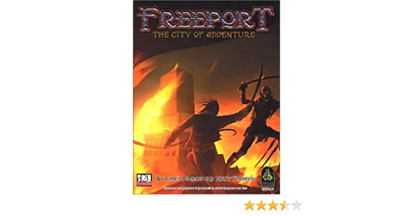 Freeport The City Of Adventure Pdf