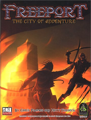Freeport: The City of Adventure (d20 - Freeport Outlet
