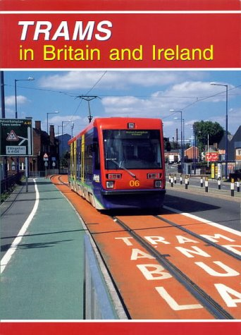 Trams in Britain and Ireland 2002
