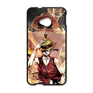 DASHUJUA One Piece Cell Phone Case for HTC One M7