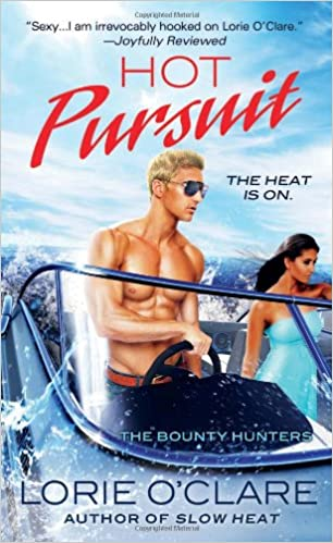 Book Hot Pursuit (Bounty Hunter 6)