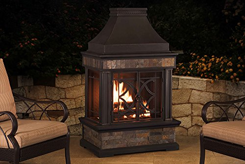sunjoy 354quot x 236quot x 566quot elson slate and steel