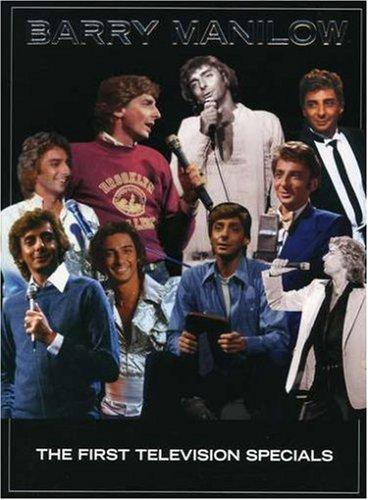 Barry Manilow: The First Television Specials ()