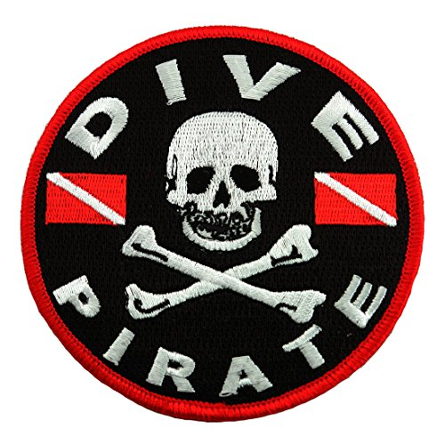 dive-pirate-patch-embroidered-iron-on-scuba-diving-jolly-roger-skull-crossbones-emblem-souvenir