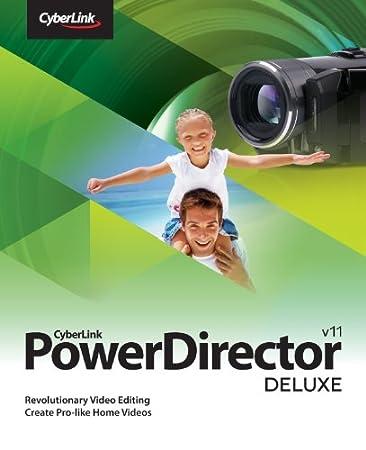 PowerDirector 11 Deluxe [Download]