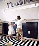 Hcbyae Wall Decal,Chalkboard Wall Sticker, DIY