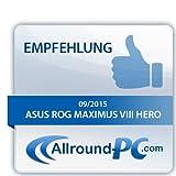 Asus ROG MAXIMUS VIII HERO LGA1151 DDR4 M.2 SATA