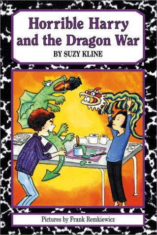 Horrible Harry and the Dragon War pdf