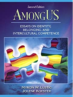 Amazon intercultural competence 7th edition 9780205211241 amongus essays on identity belonging and intercultural competence 2nd edition fandeluxe Gallery