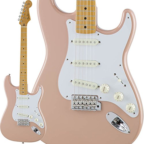 Fender Traditional '58 Stratocaster (Flamingo Pink) [Made in Japan] (Japan Import)