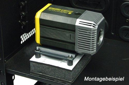 Phobya Noise Destructor V.1 Systeme de Decouplage Antivibration pour Pompe Watercooling