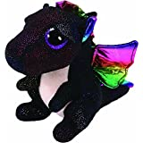 TY Beanie Boo Black Dragon Anora 6