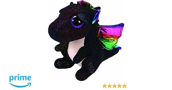 Ty Anora Peluche dragón, Color Negro (United Labels Ibérica 36897TY): Amazon.es: Juguetes y juegos