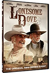 Hailed as a masterpiece by critics and audiences alike, LONESOME DOVE brings to life all the magnificent drama and romance of the West. Winner of seven Emmy Awards, and one of the highest rated miniseries in television history, this exciting ...
