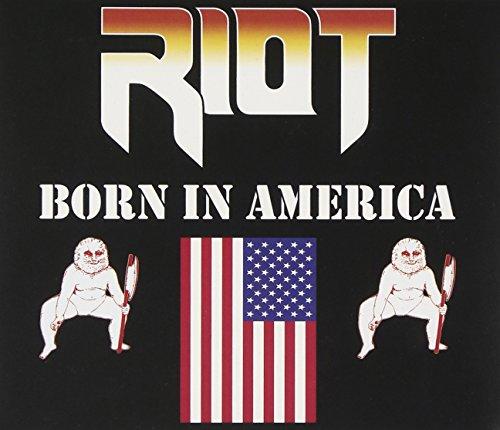 Riot: Born in America (Audio CD)
