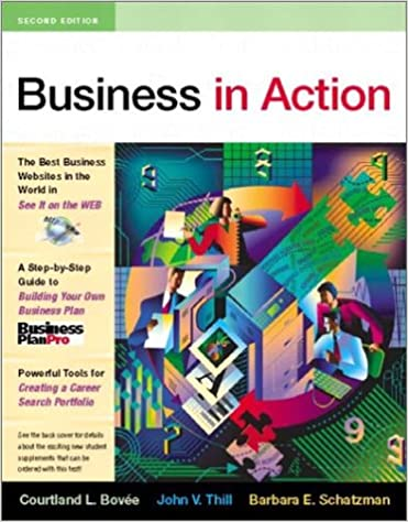 Business in action second edition 9780130466198 business business in action second edition 9780130466198 business development books amazon fandeluxe Gallery