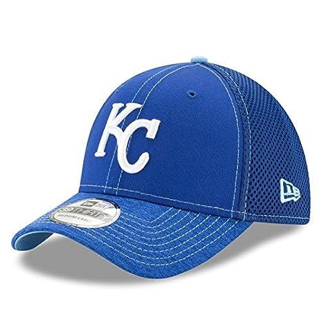 official photos a7e0c c386a Kansas City Royals New Era MLB 39THIRTY  quot Shadow Burst quot  Flex Fit  Hat -