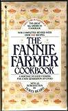 The Fannie Farmer Cookbook, Marion Cunningham, 0553259156