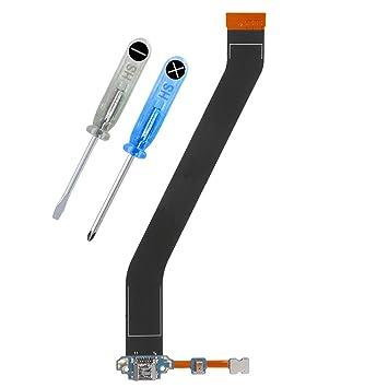 MMOBIEL Conector Dock de Carga Repuesto Compatible con Samsung ...