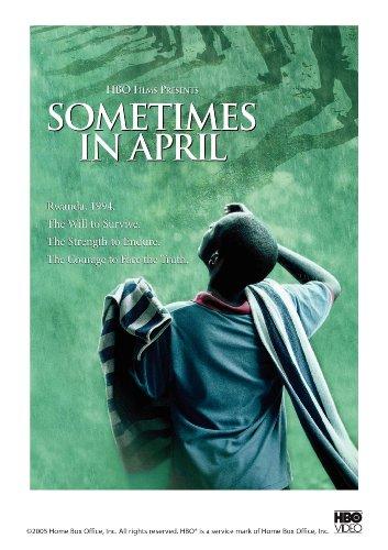 Sometimes in April (April Dvd)