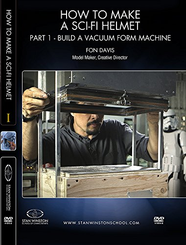 how to make a vacuum form machine