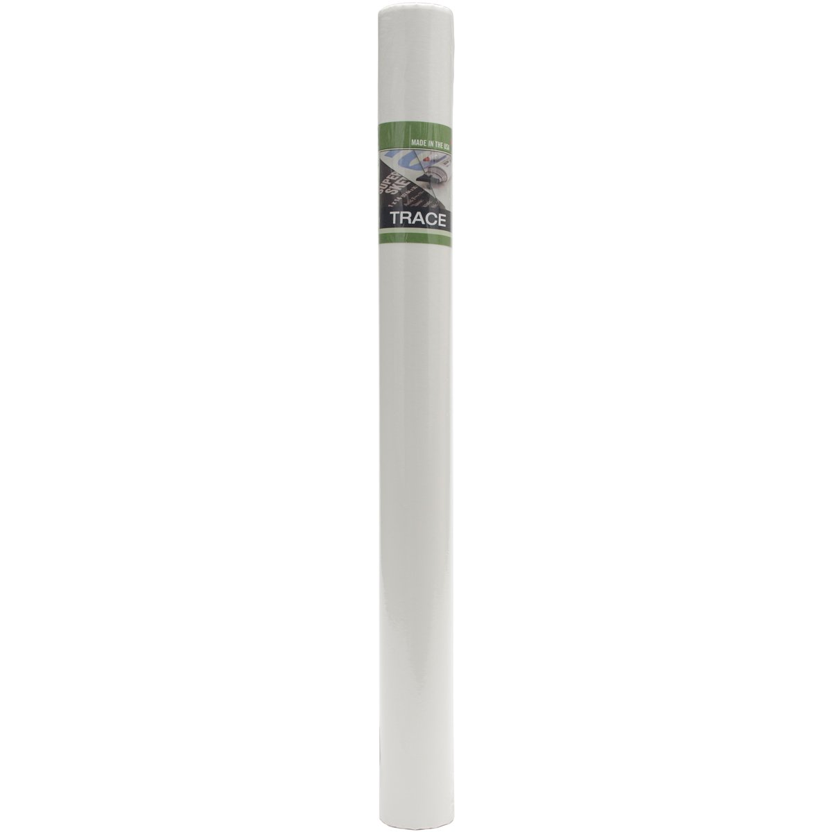 PRO ART 36-Inch by 50-Yards Sketch Paper Roll Canary Color