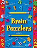 Brain Puzzlers, Ages 8-12, C/E/H/H/S/, 0743934407