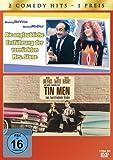 Die Unglaubliche Entf??hrung der verr??ckten Mrs. Stone / Tin Men - Zwei haarstr??ubende Rivalen, 2 DVDs