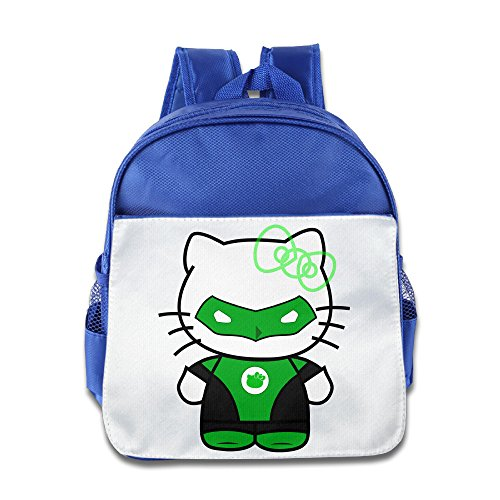 [JXMD Custom Funny Green Lantern Teenager School Backpack For 1-6 Years Old RoyalBlue] (Young Elvis Presley Costumes)