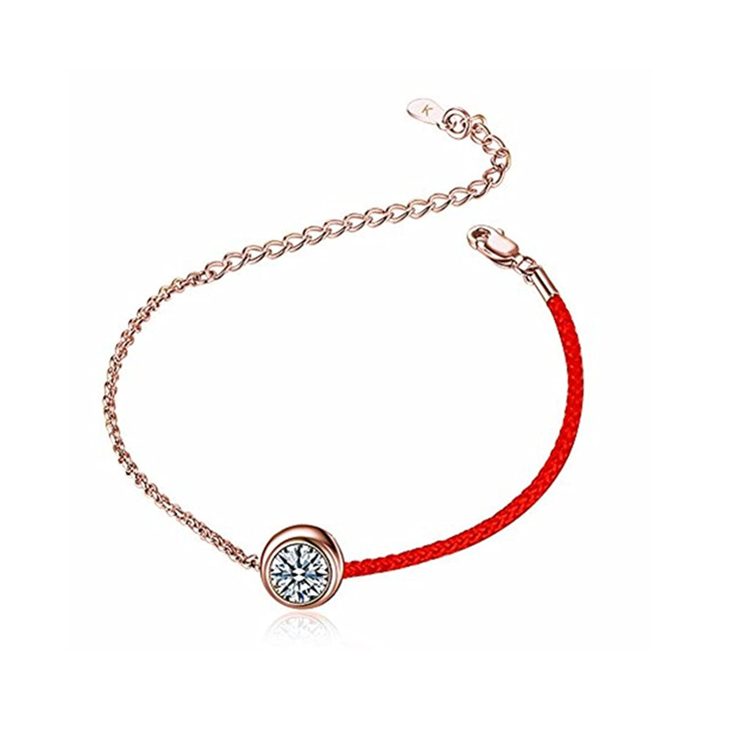 illusion product diamond f bracelet modesens red redline