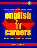 img - for English for Careers: Business, Professional, and Technical (8th Edition) book / textbook / text book