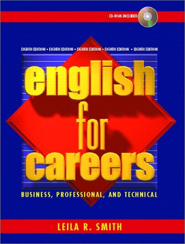 English for Careers: Business, Professional, and Technical (8th Edition)