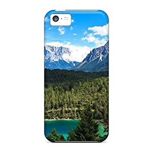 linJUN FENGAlVjwE Alpine Beauty Awesome High Quality iphone 5/5s Cases Skin
