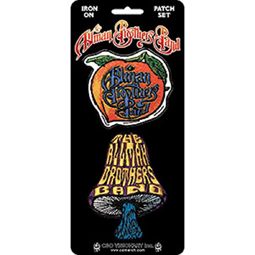 - Application Allman Brothers Band 2 Patch Set