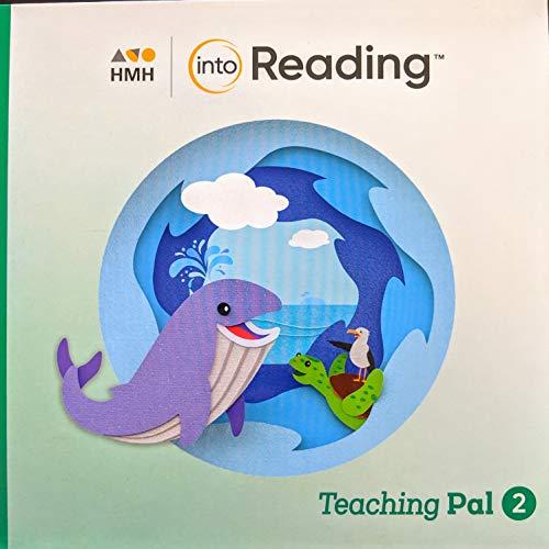 HMH Into Reading Teaching Pal 2, Grade 1 Book 2, Pub Year 2020, 9781328517128, 1328517128