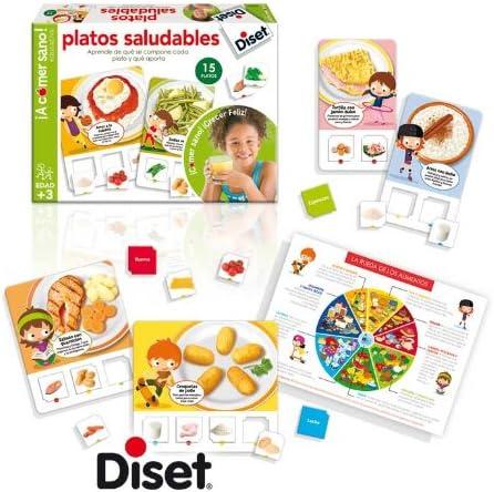 Platos Saludables Diset 45303