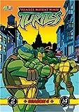 Teenage Mutant Ninja Turtles - Season 4 (2 Discs, 14 Episodes)