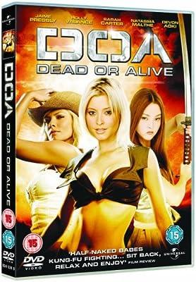Doa Dead Or Alive Dvd Movies Tv Amazon Com