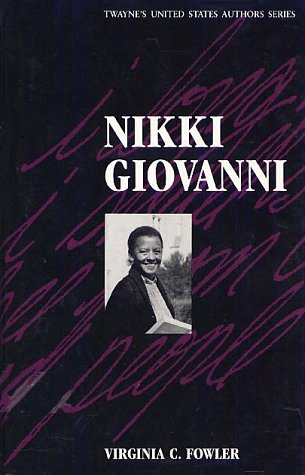 Nikki Giovanni (United States Authors Series)
