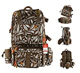 Cheap Kingdomfishing Multifunctional Fishing Backpack Tackle Bag Detachable Combination Lure Backpacks Fishing Gear Storage Shoulder Handbags with Phone Bag