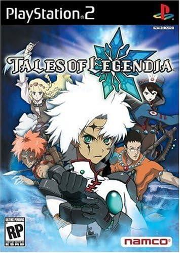 Amazon com: Tales of Legendia - PlayStation 2: Artist Not