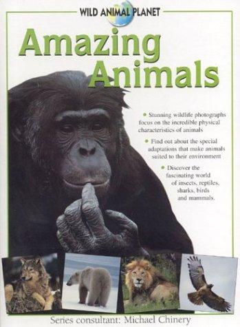Amazing Animals: Wild Animal Planet Series pdf