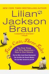 Two Cats, Three Tales (Cat Who...) Kindle Edition