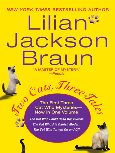 (Two Cats, Three Tales (Cat Who...))