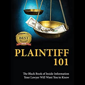 Plaintiff 101 Audiobook