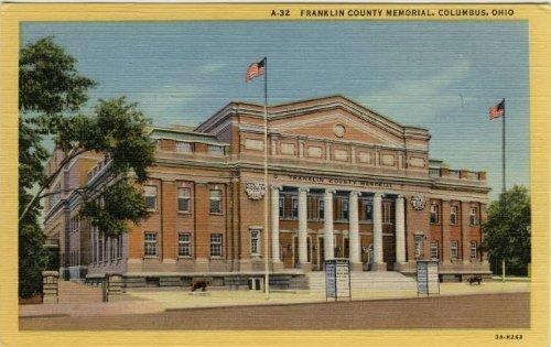 Franklin County Memorial - 2