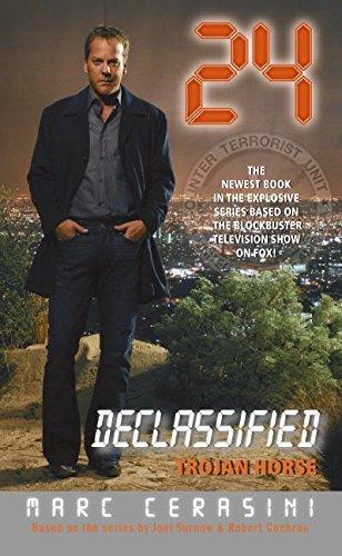 24 Declassified Trojan Horse Kindle Edition By Marc Cerasini