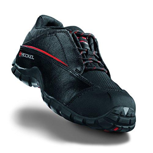 Heckel macsole Sport macpulse + macjump S3HRO SRA–Deportivo zapato de seguridad–100% libre de metal Ma